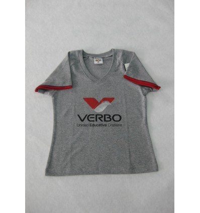 Camiseta ploma mujer