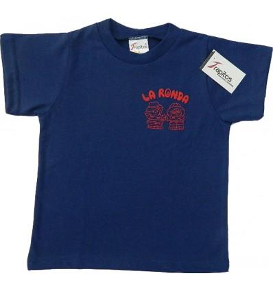 Camiseta Azul La Ronda