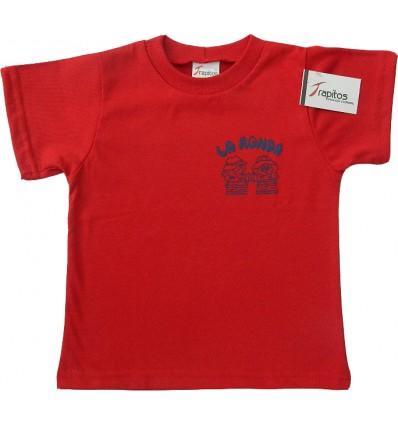 Camiseta roja La Ronda